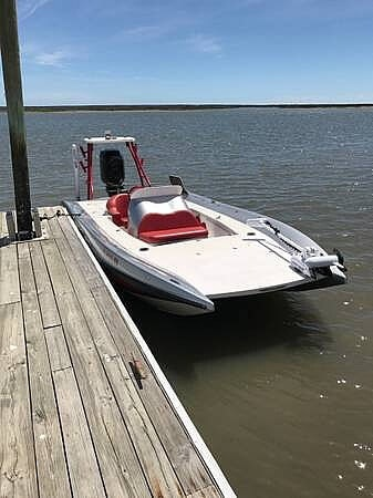 2006 FastCat Marine boat for sale, model of the boat is 20 & Image # 2 of 4