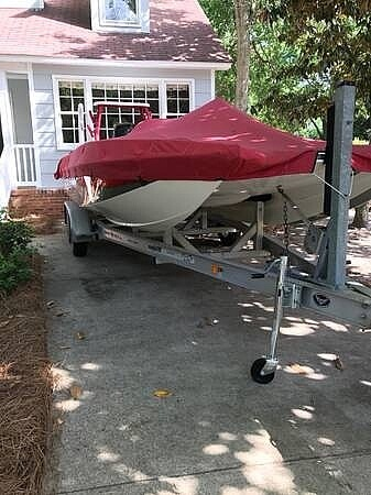 2006 FastCat Marine boat for sale, model of the boat is 20 & Image # 3 of 4