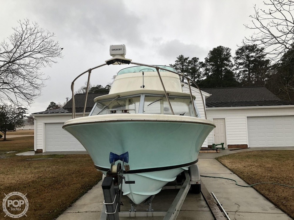 1971 Bertram boat for sale, model of the boat is Flybridge & Image # 6 of 40