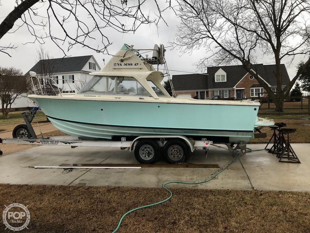 1971 Bertram boat for sale, model of the boat is Flybridge & Image # 3 of 40