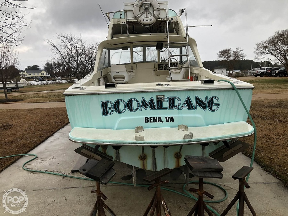 1971 Bertram boat for sale, model of the boat is Flybridge & Image # 4 of 40