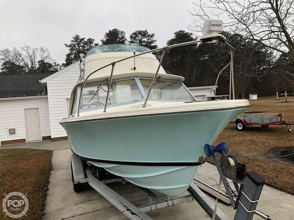 1971 Bertram boat for sale, model of the boat is Flybridge & Image # 10 of 40