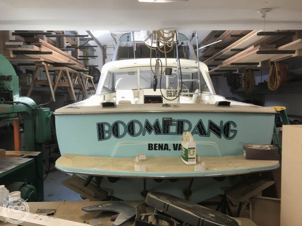 1971 Bertram boat for sale, model of the boat is Flybridge & Image # 11 of 40