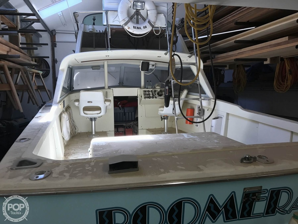 1971 Bertram boat for sale, model of the boat is Flybridge & Image # 12 of 40