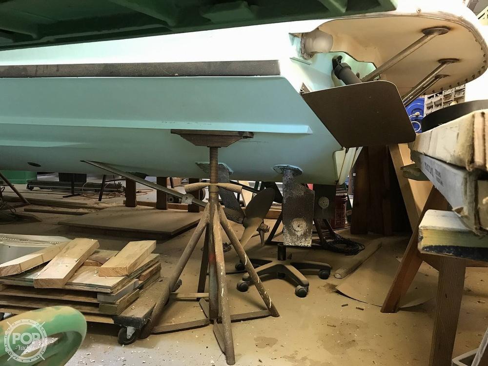 1971 Bertram boat for sale, model of the boat is Flybridge & Image # 8 of 40