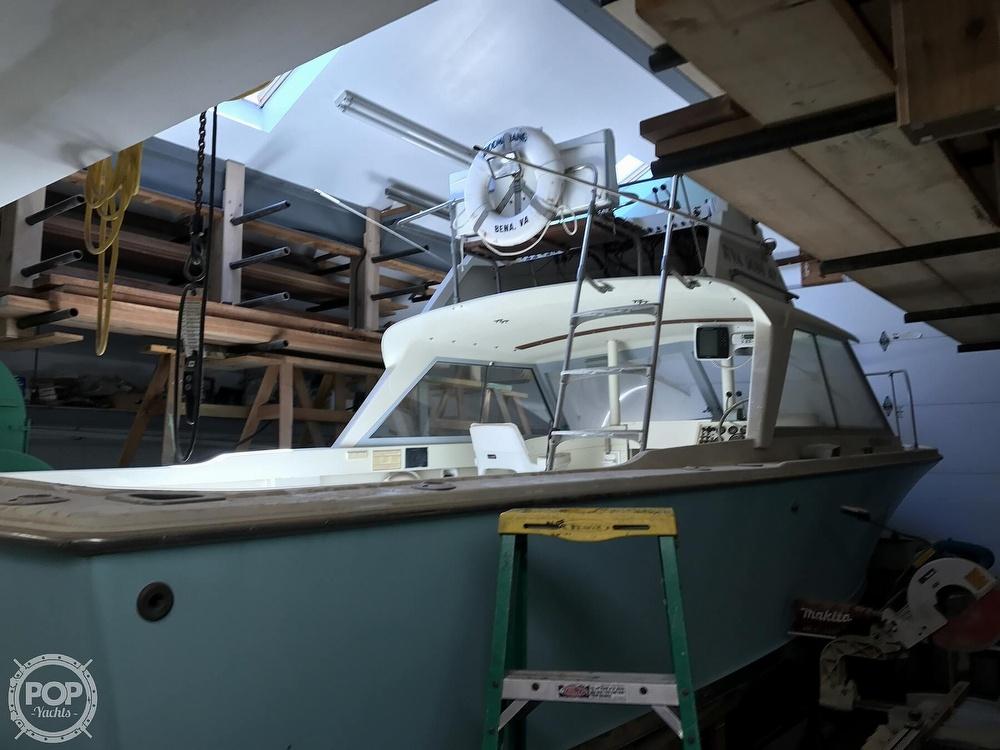 1971 Bertram boat for sale, model of the boat is Flybridge & Image # 13 of 40