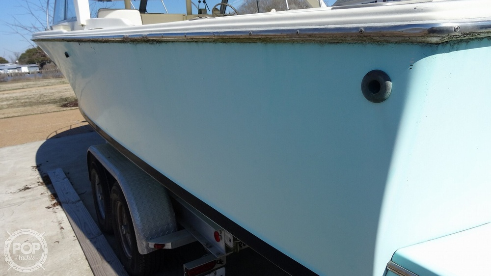 1971 Bertram boat for sale, model of the boat is Flybridge & Image # 21 of 40
