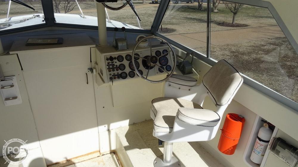 1971 Bertram boat for sale, model of the boat is Flybridge & Image # 40 of 40