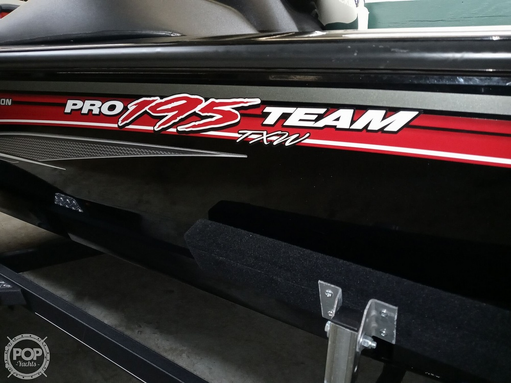 2018 Tracker Boats boat for sale, model of the boat is Bass Tracker PRO TEAM 195 TXW & Image # 17 of 41