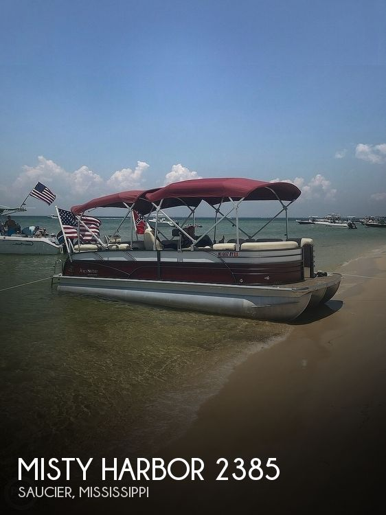 Used Misty Harbor Boats For Sale by owner | 2016 Misty Harbor 2385 SU