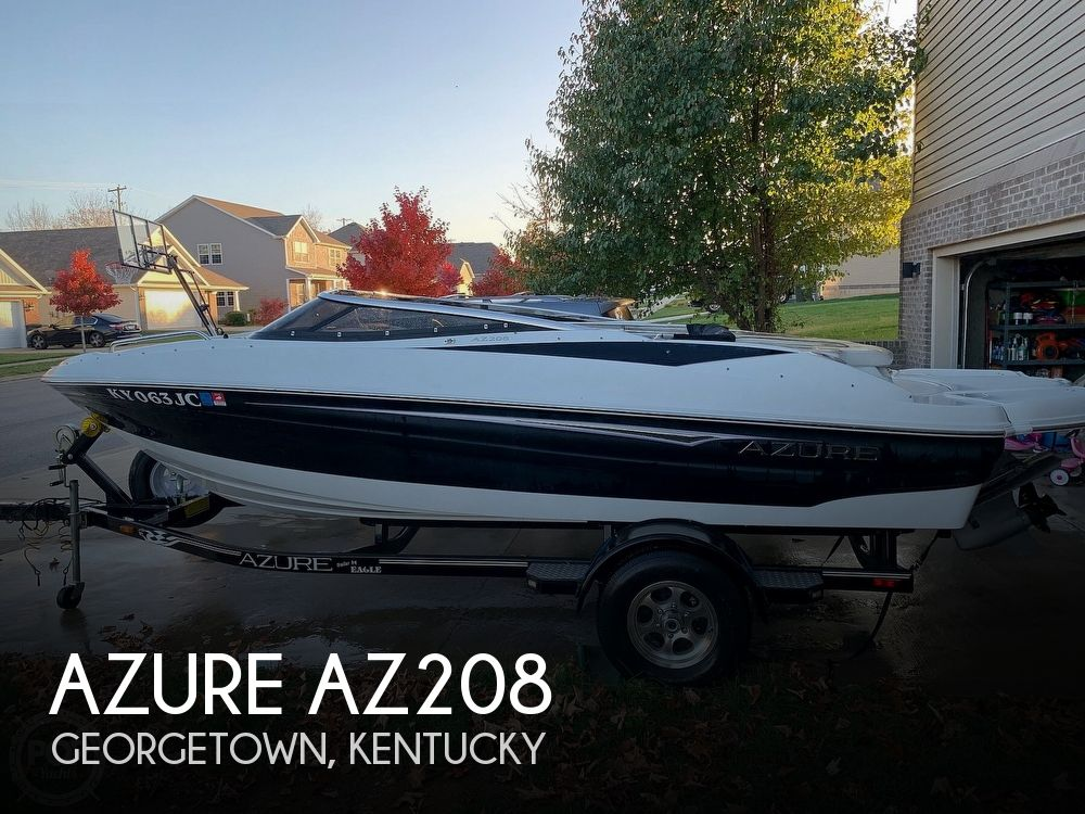 Used Boats For Sale in Lexington, Kentucky by owner | 2009 Azure AZ208