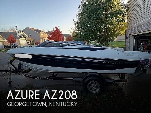 2009 Azure boat for sale, model of the boat is AZ208 & Image # 1 of 4