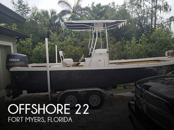 Used Offshore Boats For Sale by owner | 1986 Offshore 22