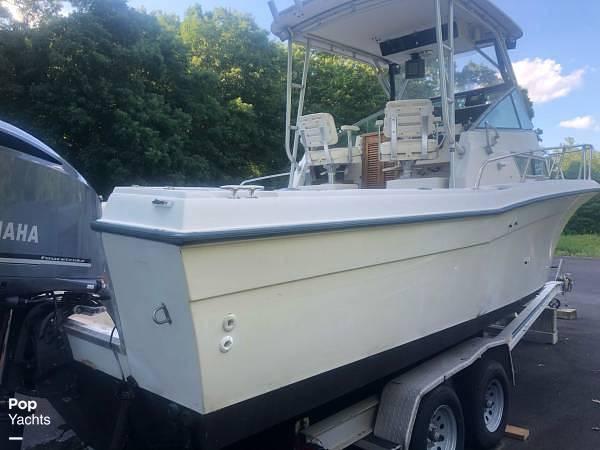 1990 Grady-White boat for sale, model of the boat is Sailfish Sport Bridge 255 & Image # 5 of 40
