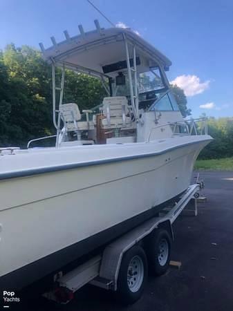 1990 Grady-White boat for sale, model of the boat is Sailfish Sport Bridge 255 & Image # 6 of 40