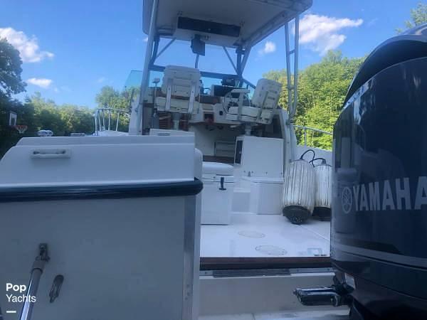 1990 Grady-White boat for sale, model of the boat is Sailfish Sport Bridge 255 & Image # 17 of 40
