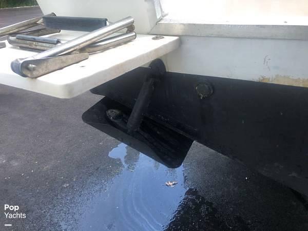 1990 Grady-White boat for sale, model of the boat is Sailfish Sport Bridge 255 & Image # 20 of 40