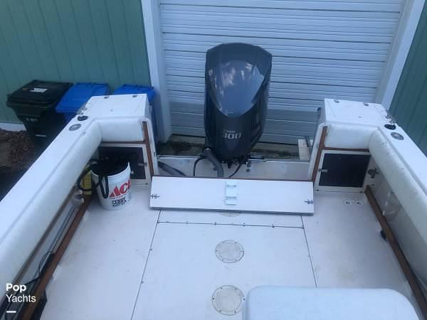 1990 Grady-White boat for sale, model of the boat is Sailfish Sport Bridge 255 & Image # 22 of 40