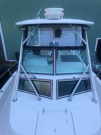 1990 Grady-White boat for sale, model of the boat is Sailfish Sport Bridge 255 & Image # 14 of 40