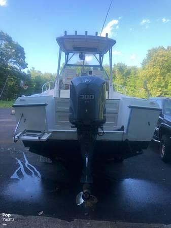 1990 Grady-White boat for sale, model of the boat is Sailfish Sport Bridge 255 & Image # 25 of 40