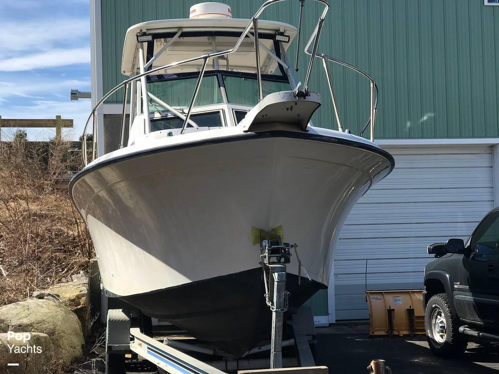 1990 Grady-White boat for sale, model of the boat is Sailfish Sport Bridge 255 & Image # 26 of 40