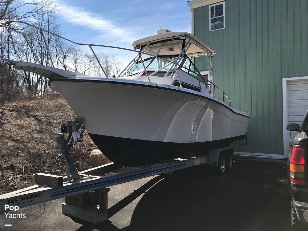1990 Grady-White boat for sale, model of the boat is Sailfish Sport Bridge 255 & Image # 27 of 40