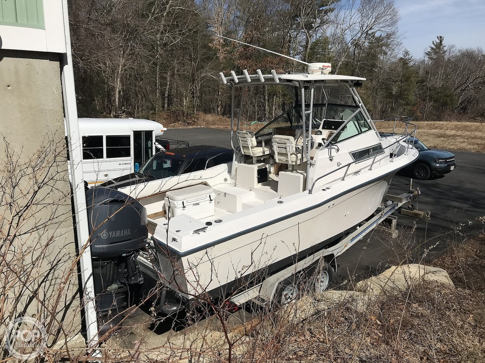 1990 Grady-White boat for sale, model of the boat is Sailfish Sport Bridge 255 & Image # 30 of 40