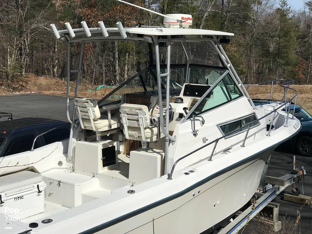 1990 Grady-White boat for sale, model of the boat is Sailfish Sport Bridge 255 & Image # 31 of 40