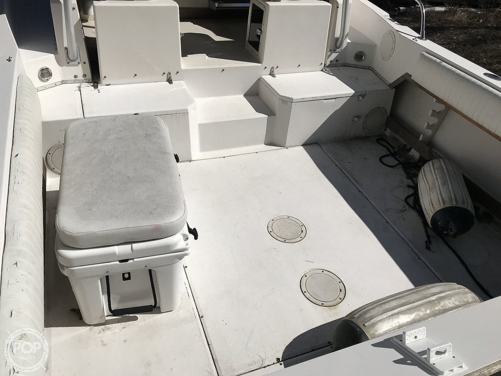 1990 Grady-White boat for sale, model of the boat is Sailfish Sport Bridge 255 & Image # 36 of 40