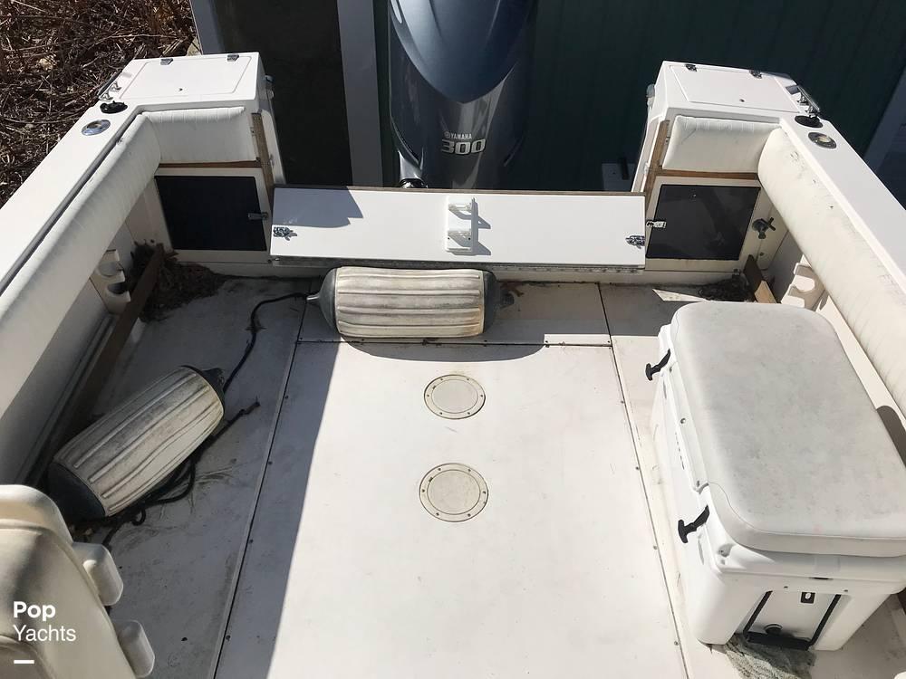 1990 Grady-White boat for sale, model of the boat is Sailfish Sport Bridge 255 & Image # 38 of 40