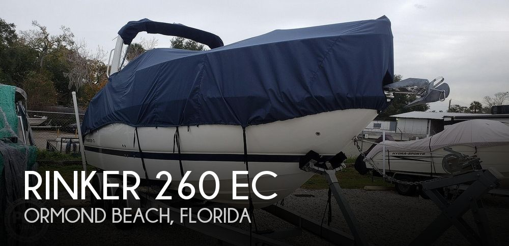 Used Rinker Boats For Sale by owner | 2014 Rinker 260 EC