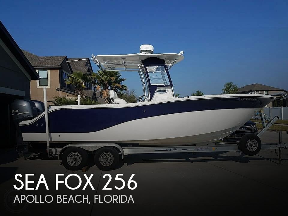 Used Sea Fox Boats For Sale by owner   2013 Sea Fox 256 Commander
