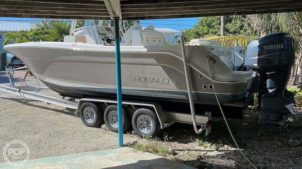 2008 Robalo boat for sale, model of the boat is 300 CC & Image # 15 of 40