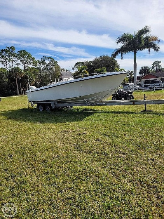1988 Mid-Ocean boat for sale, model of the boat is 26 CC & Image # 3 of 40