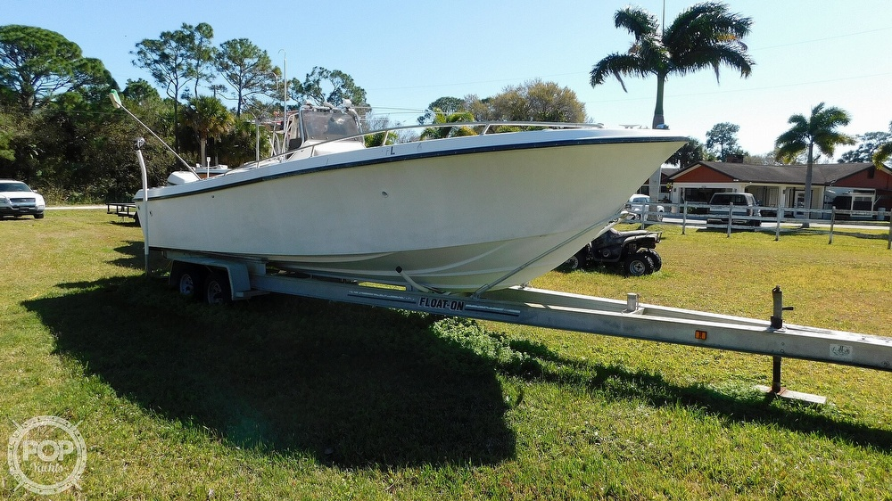 1988 Mid-Ocean boat for sale, model of the boat is 26 CC & Image # 4 of 40
