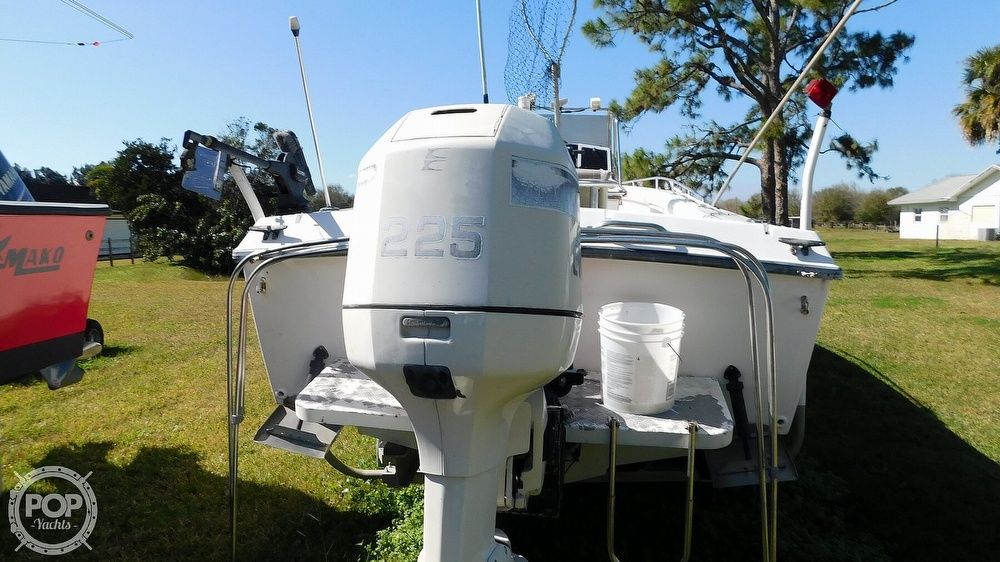 1988 Mid-Ocean boat for sale, model of the boat is 26 CC & Image # 13 of 40