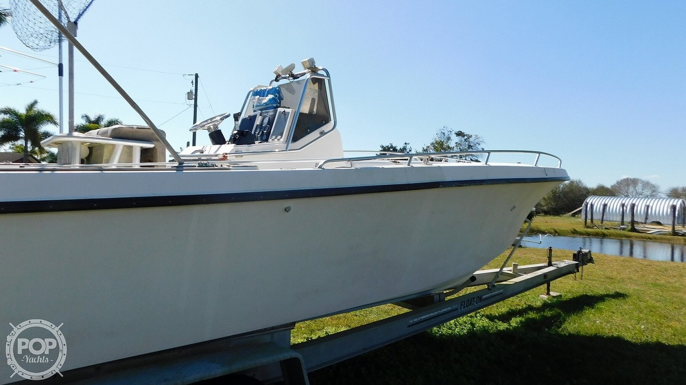 1988 Mid-Ocean boat for sale, model of the boat is 26 CC & Image # 20 of 40