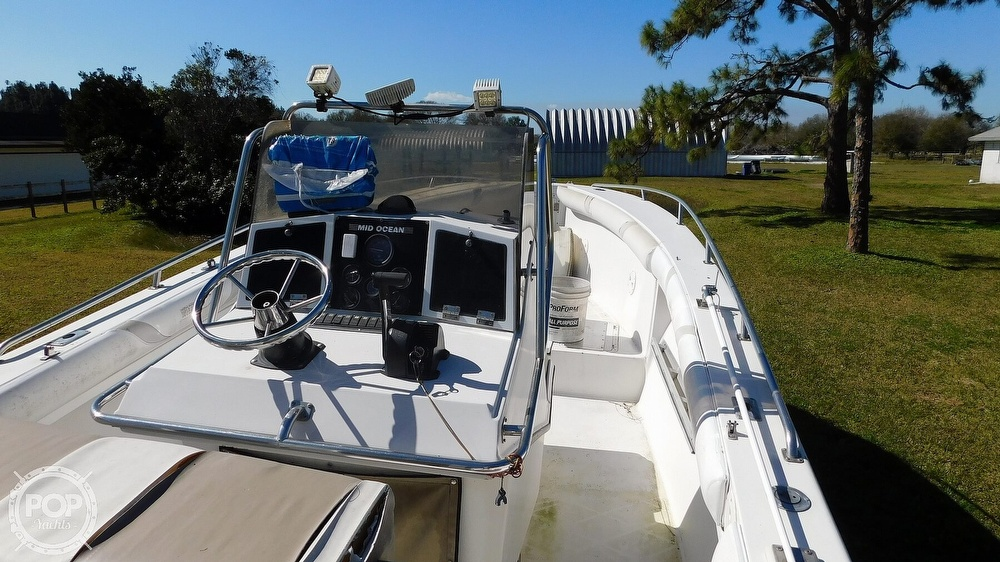1988 Mid-Ocean boat for sale, model of the boat is 26 CC & Image # 37 of 40