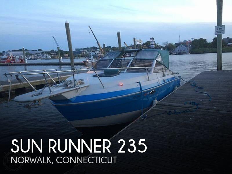 Used Sun runner Boats For Sale by owner | 1989 Sun Runner 234
