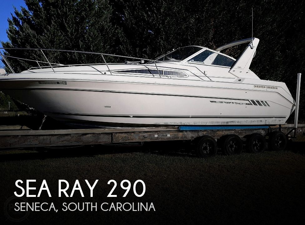 Used Sea Ray Boats For Sale in Spartanburg, South Carolina by owner | 1993 Sea Ray SUNDANCE 290S