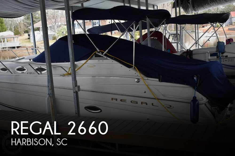 Used Regal 26 Boats For Sale by owner | 2000 Regal Commodore 2660