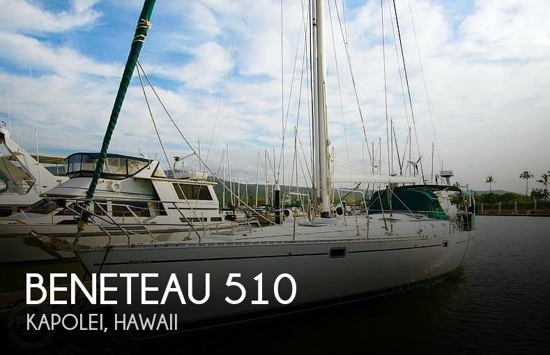 Used Beneteau Sailboats For Sale by owner | 1992 Beneteau Oceanis 51