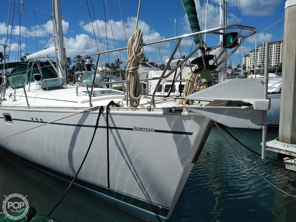 1992 Beneteau boat for sale, model of the boat is Oceanis 510 & Image # 12 of 40