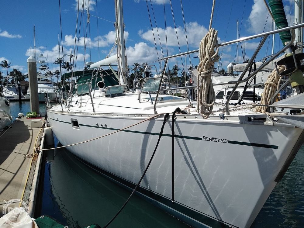 1992 Beneteau boat for sale, model of the boat is Oceanis 510 & Image # 8 of 40