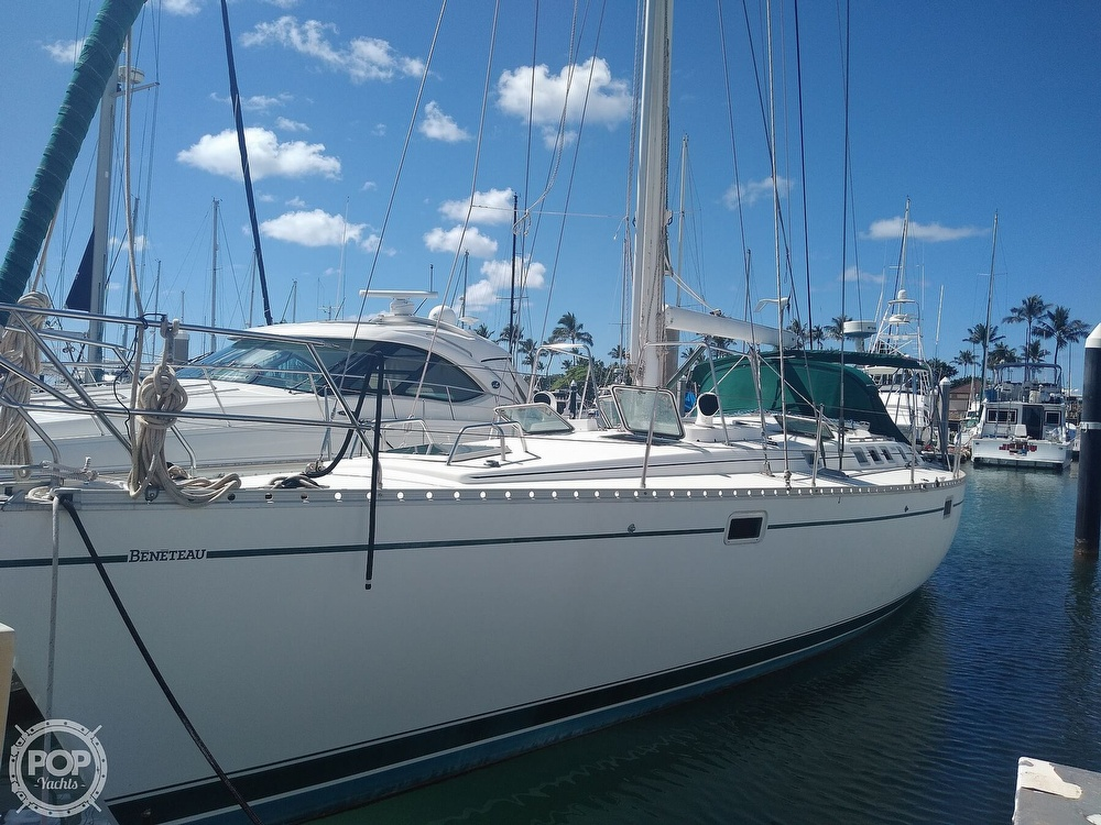 1992 Beneteau boat for sale, model of the boat is Oceanis 510 & Image # 7 of 40