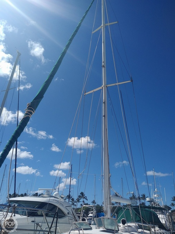 1992 Beneteau boat for sale, model of the boat is Oceanis 510 & Image # 9 of 40