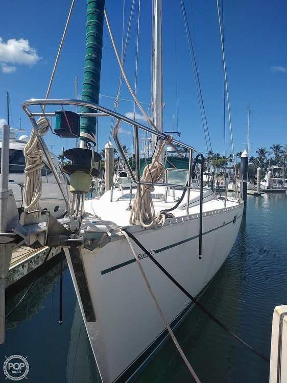 1992 Beneteau boat for sale, model of the boat is Oceanis 510 & Image # 10 of 40