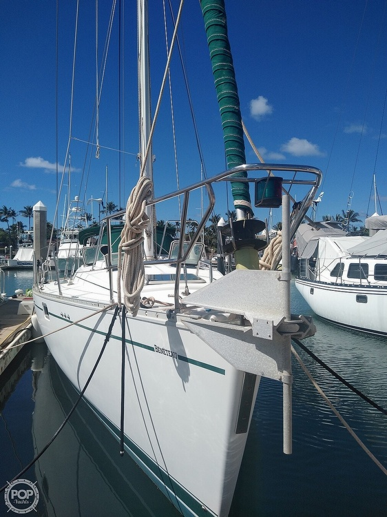 1992 Beneteau boat for sale, model of the boat is Oceanis 510 & Image # 11 of 40