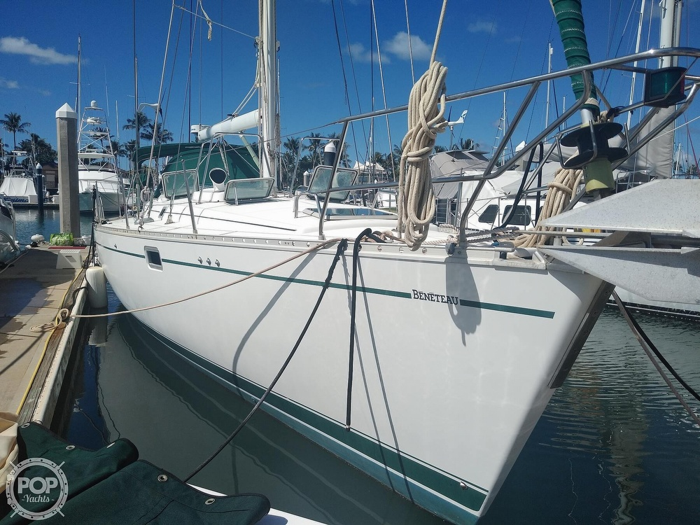 1992 Beneteau boat for sale, model of the boat is Oceanis 510 & Image # 14 of 40