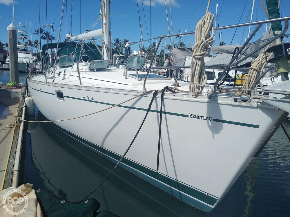 1992 Beneteau boat for sale, model of the boat is Oceanis 510 & Image # 15 of 40